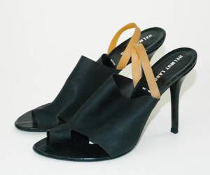 Sandalette (Paar) - schwarz/beige von Helmut Lang <Firma>