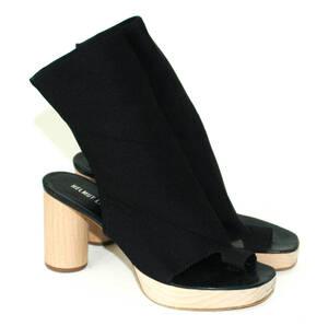 Sandale (Paar) - schwarz von Helmut Lang <Firma>