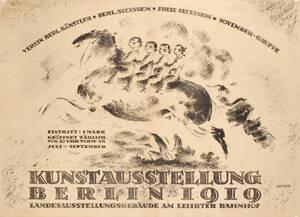 Kunstausstellung Berlin 1919 (Kurztitel) von Scheurich, Paul