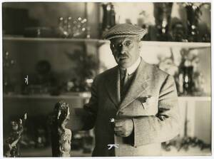 Josef Hoffmann von Vogelsang, Otto Kurt