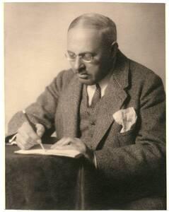 Josef Hoffmann von Anonym