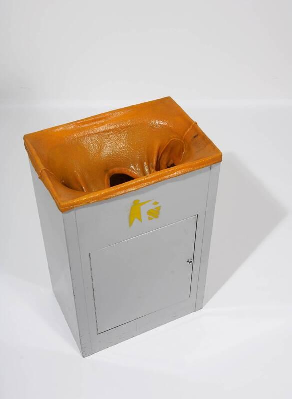 Garbage-Can von Wurm, Erwin
