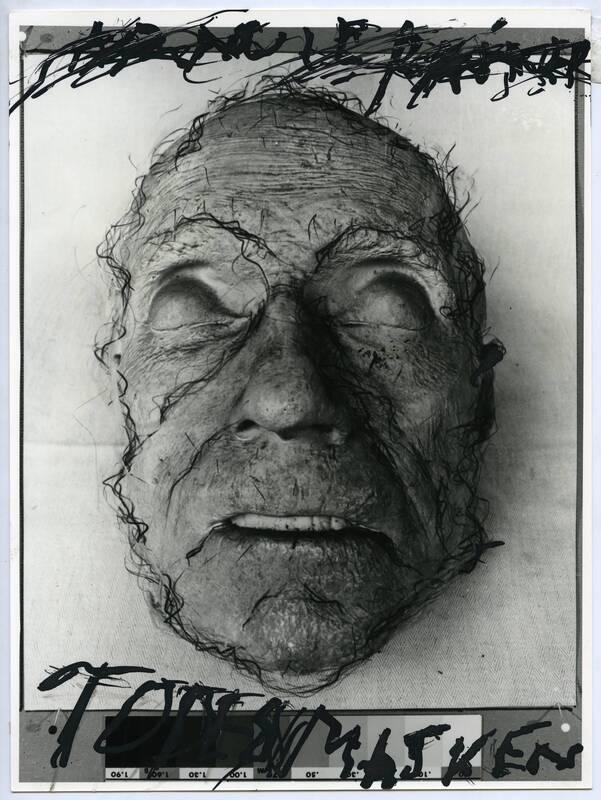 Totenmasken von Rainer, Arnulf