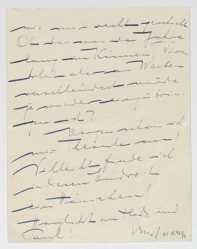 Brief von Ernst Deutsch-Dryden an Hello; englische Übersetzung von Lipmann, Anthony