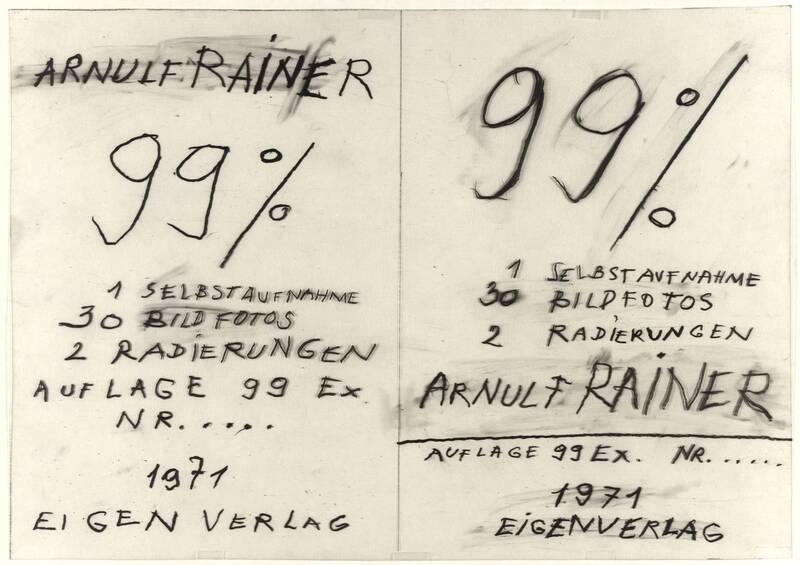 99% Coverentwurf von Rainer, Arnulf