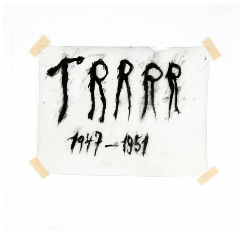 TRRRR 1947 - 1951 von Rainer, Arnulf