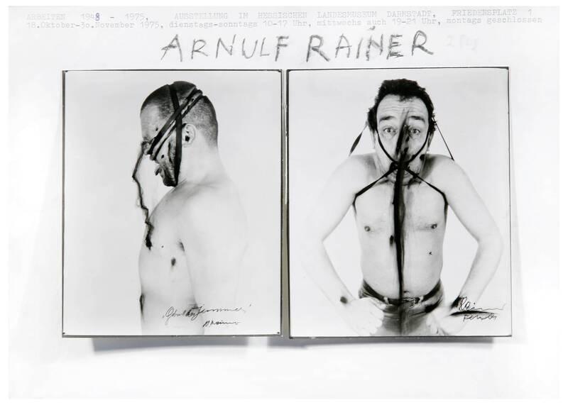 ARBEITEN 1948 - 1975 von Rainer, Arnulf