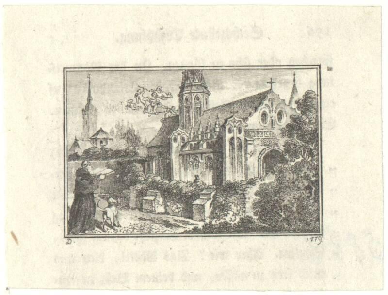 """Illustration aus den """"Erzählungen der Königin von Navarra"""" von Dunker, Balthasar Anton"""